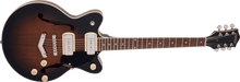 Load image into Gallery viewer, Gretsch G2655-P90 Streamliner Centre Block - Brownstone