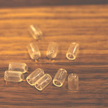 WMD Clear Fader Caps for Eurorack Modules (10 Pack)