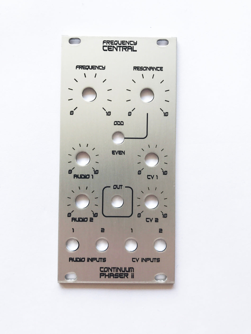 Frequency Central Continuum Phaser PCB&Panel