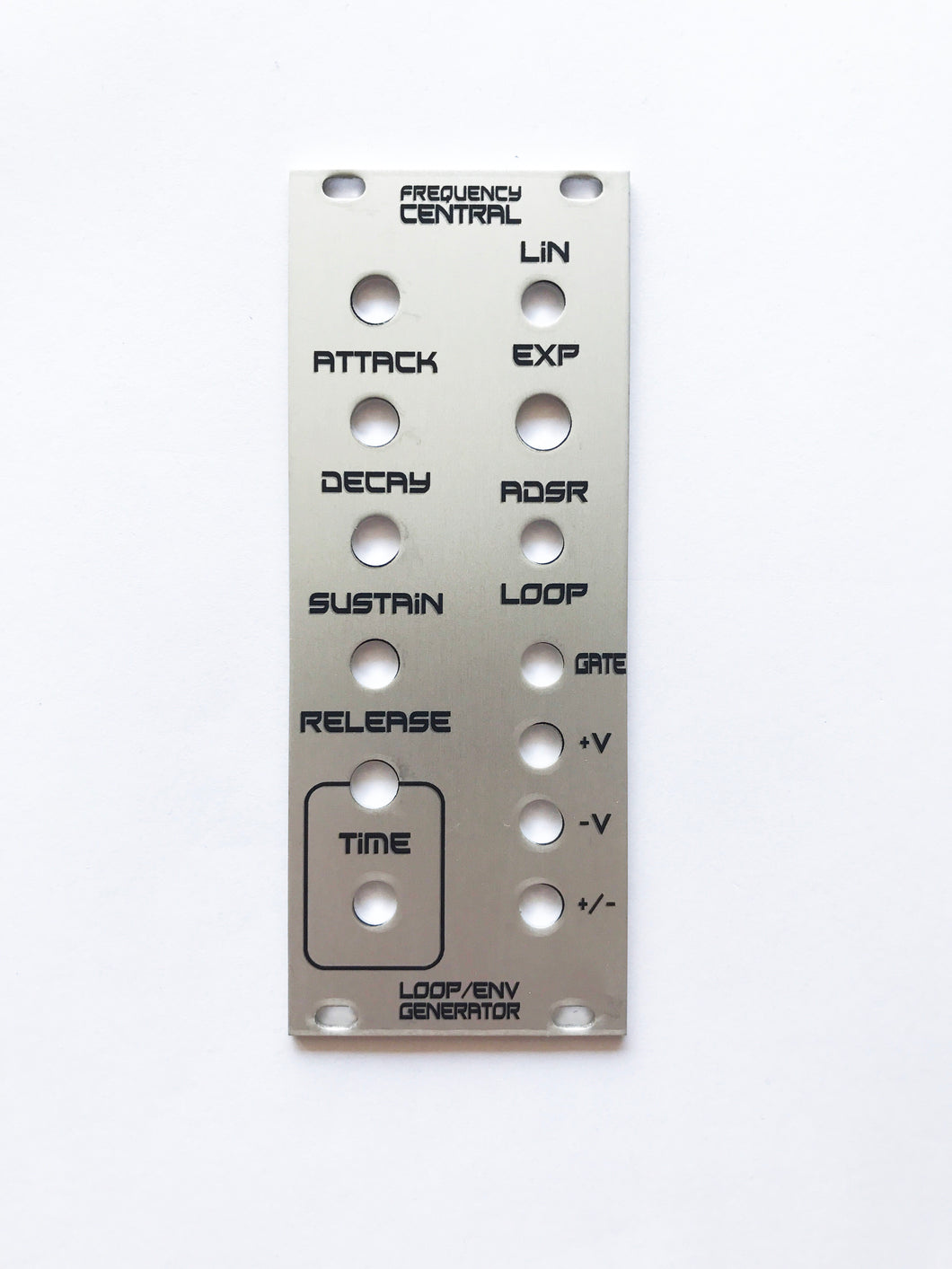 Frequency Central Loop/Env Generator PCB&Panel