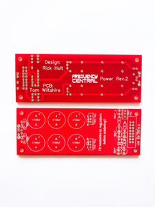 Frequency Central DIY Power PCB