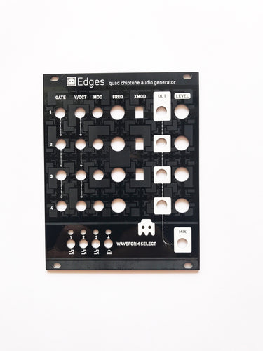 Magpie Modular Edges Black Panel