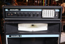 Acoustic Control Corp Model 230 & Model 407 Cabinet