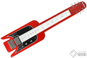 Eastwood Airline Lap Steel - Red