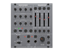 Load image into Gallery viewer, Behringer 305 EQ/Mixer/Output Eurorack Module