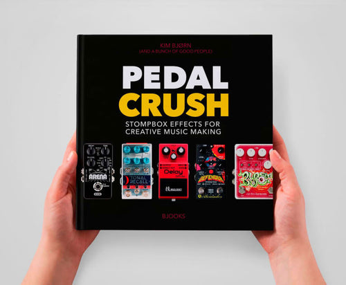 Bjooks PEDAL CRUSH