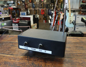 Burns B3 Theremin