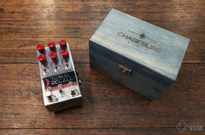 Chase Bliss Tonal Recall Red Knob Mod