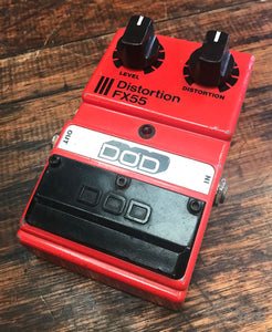 1983 DOD FX55 Distortion