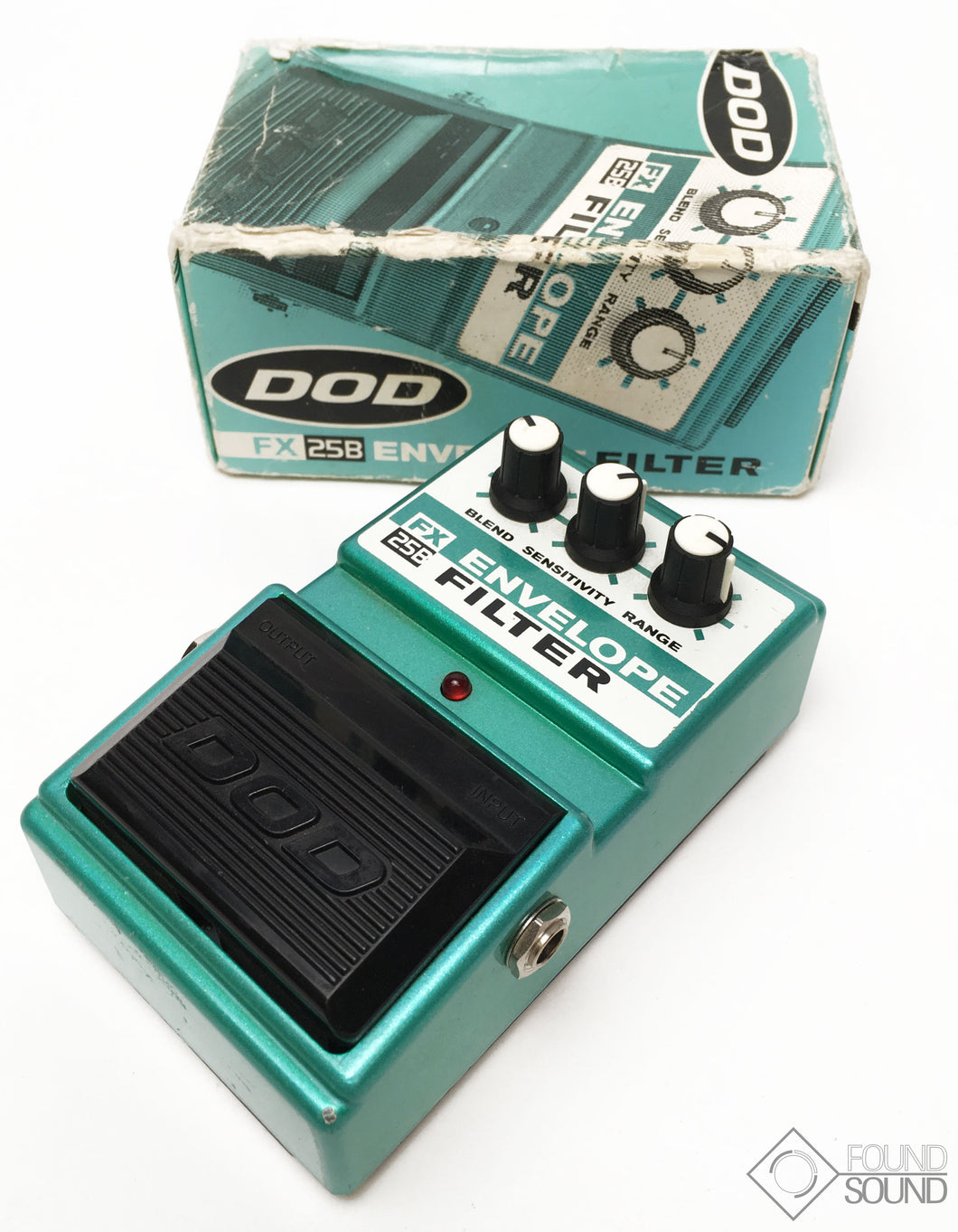 DOD FX 25B Envelope Filter