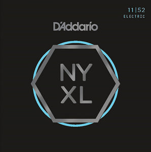 D'Addario NYXL 11-52 Medium/Heavy