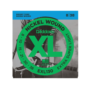 D'Addario EXL130 Extra Super Light