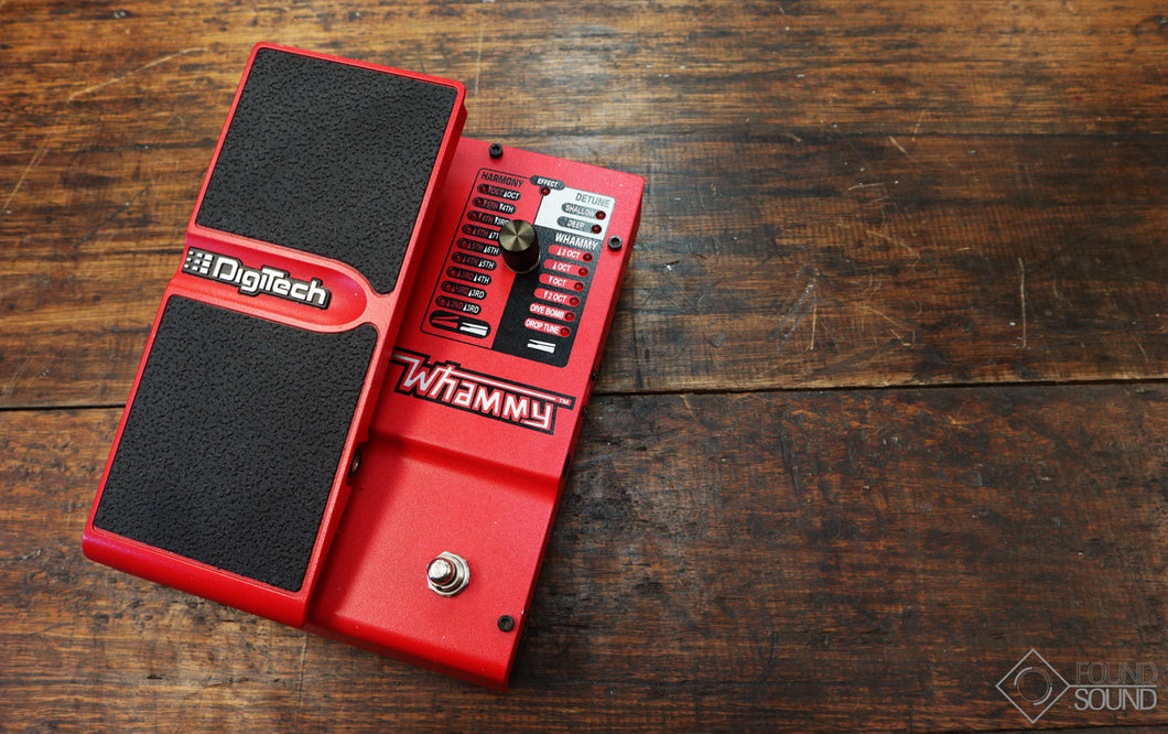 DigiTech Whammy 4V