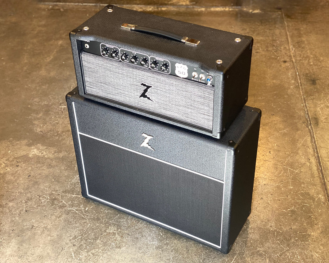 Dr. Z EZG 50 & Matching 2x12 cabinet