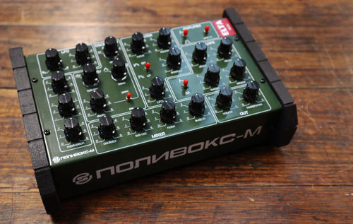 ELTA Music POLIVOKS mini Synthesizer