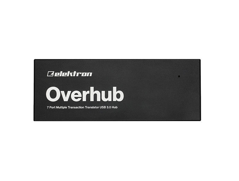 Elektron Overhub 7 Port Multiple Transaction Translator USB 3.0 Hub
