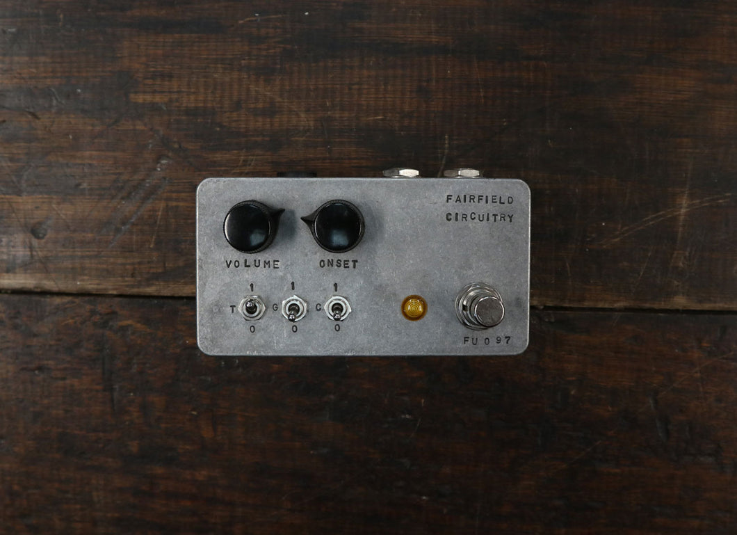 Fairfield Circuitry Unpleasant Surprise