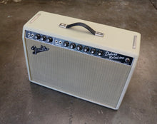 Fender '65 Deluxe Reverb Blonde Limited Edition