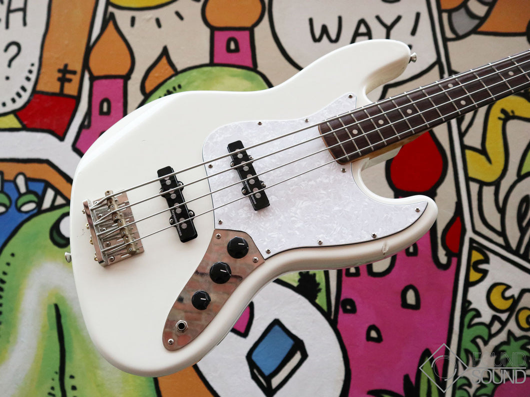 Fender Squier Jazz Bass