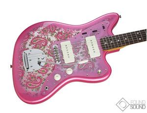 Fender Traditional '60s Jazzmaster - Pink Paisley