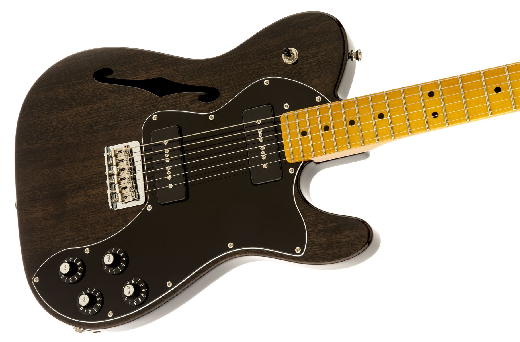 Fender Modern Player Telecaster Thinline Deluxe Found Sound