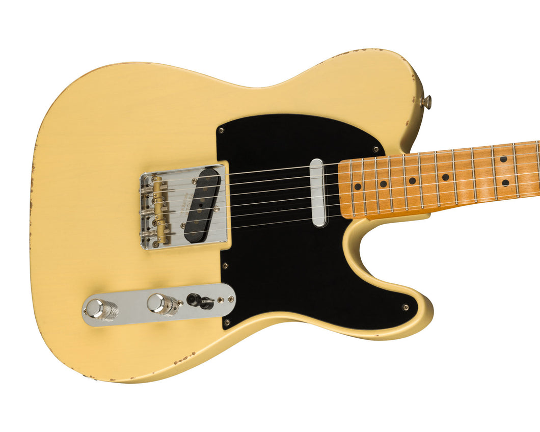 Fender Road Worn 50s Telecaster - Vintage Blonde