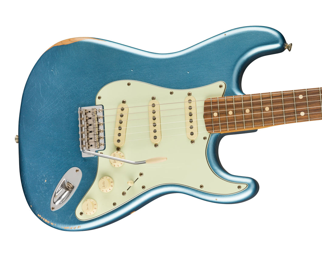 Fender Road Worn 60s Stratocaster - Lake Placid Blue