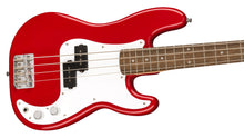 Load image into Gallery viewer, Fender Squier Mini P Bass - Dakota Red