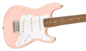Fender Squier Mini Strat Shell Pink