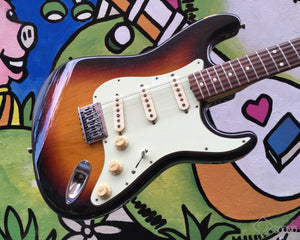 Fender Stratocaster XII