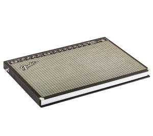 Fender Twin Reverb Amp Notebook