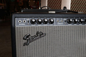 Fender Twin Reverb-Amp