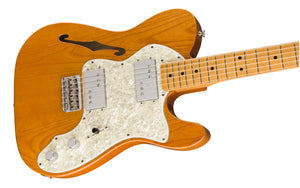 Fender Vintera '70s Telecaster Thinline Maple Aged Natural