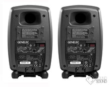 "Genelec 8020D 4"" Two-Way Active Studio Monitor (Pair)"