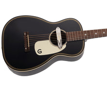 Load image into Gallery viewer, Gretsch G9520E Gin Rickey Acoustic/Electric with Soundhole Pickup - Smokestack Black