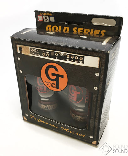 Groove Tubes GTKT66C Matched Pair
