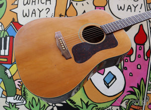 1979 Guild D-35 Bluegrass