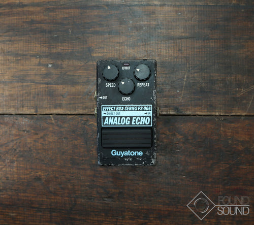 Guyatone PS-006 Analog Echo
