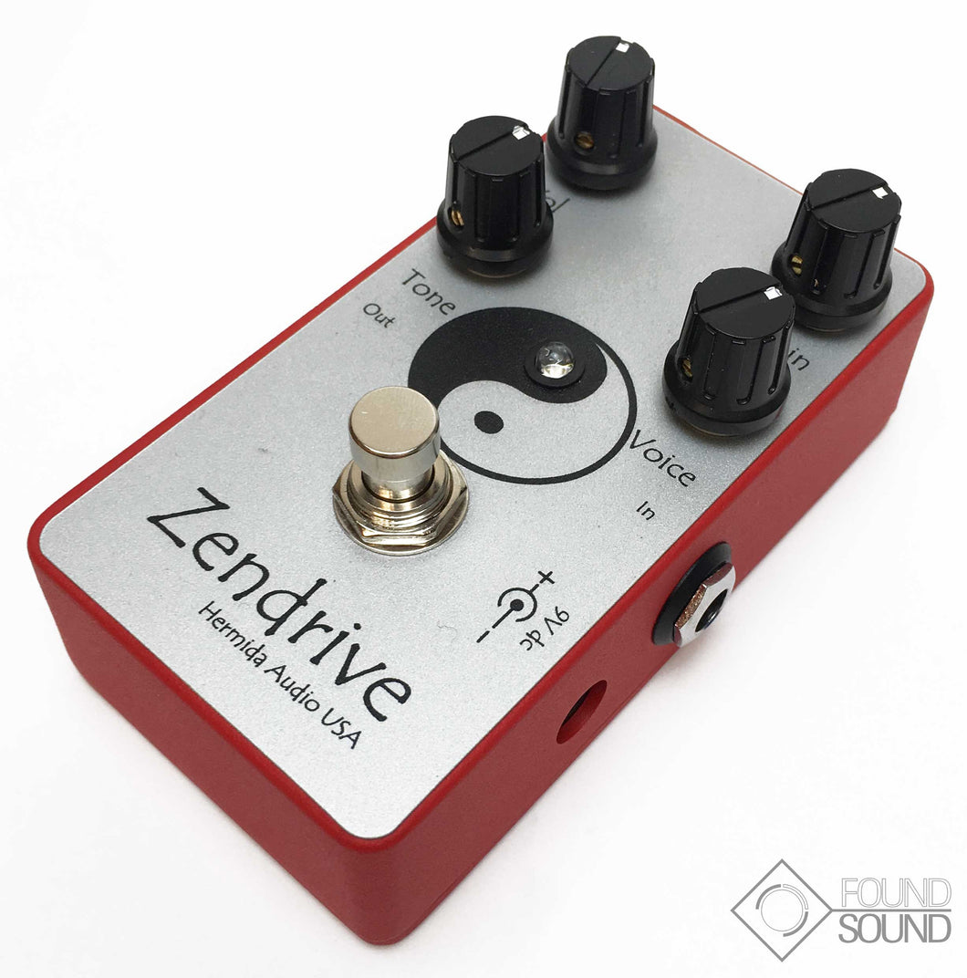 Hermida Audio Red Zendrive
