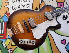 Hofner Contemporary Series HCT-500/2 Club Bass