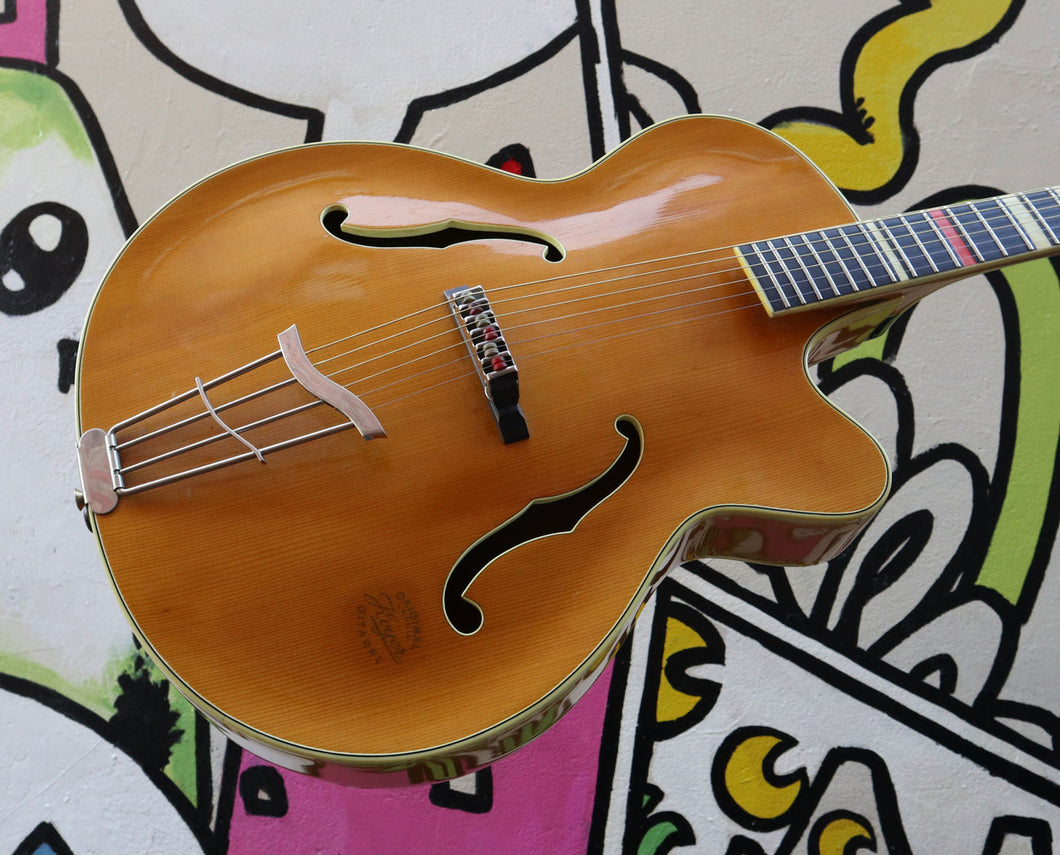 Hoyer Archtop