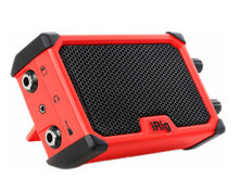 Load image into Gallery viewer, IK Multimedia iRig Nano Amp Micro Amp w/ iOS Interface - Red
