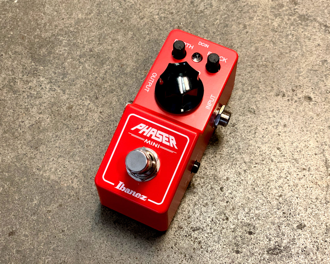 Ibanez Phaser Mini