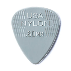 Jim Dunlop .60 Grey Pick