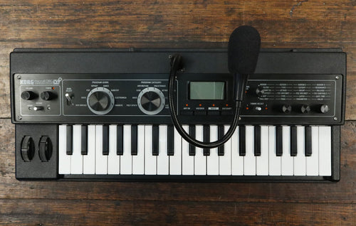 Found Sound - Keyboards & Synthesizers