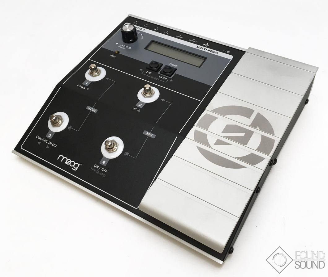 Moog MP-201 Multi-Pedal