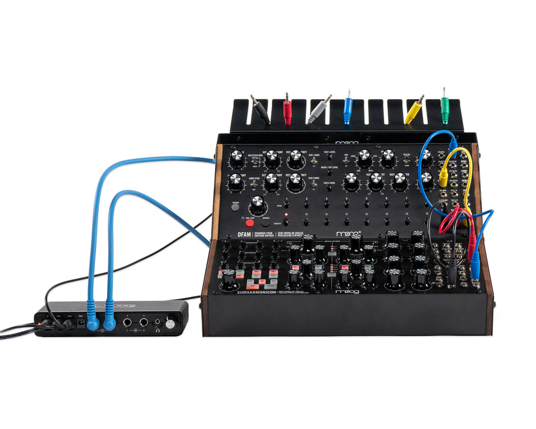 Moog Sound Studio Bundle (DFAM & Subharmonicon)