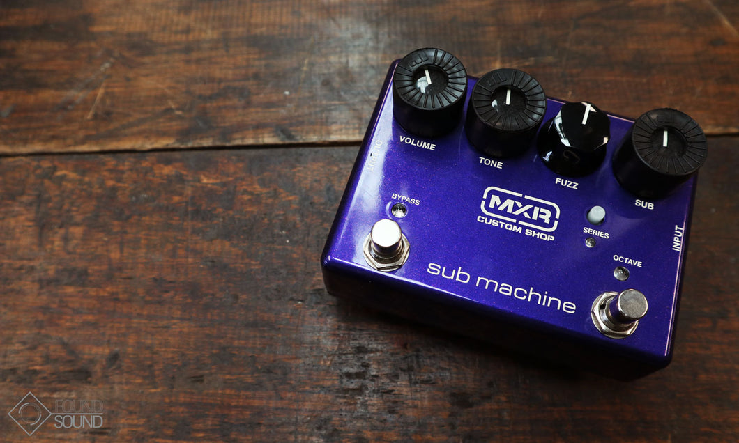 MXR CSP210 Sub Machine