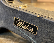 Load image into Gallery viewer, Vintage Maton Dreadnought Case