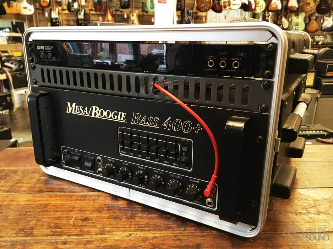 MESA/Boogie Bass 400+ Valve Head